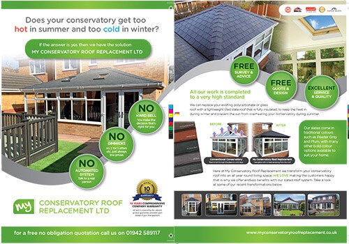 Conservatory Roof Conversion Amp Replacement In Bolton