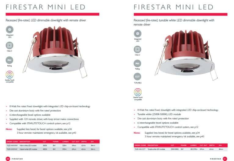 Firestar Mini