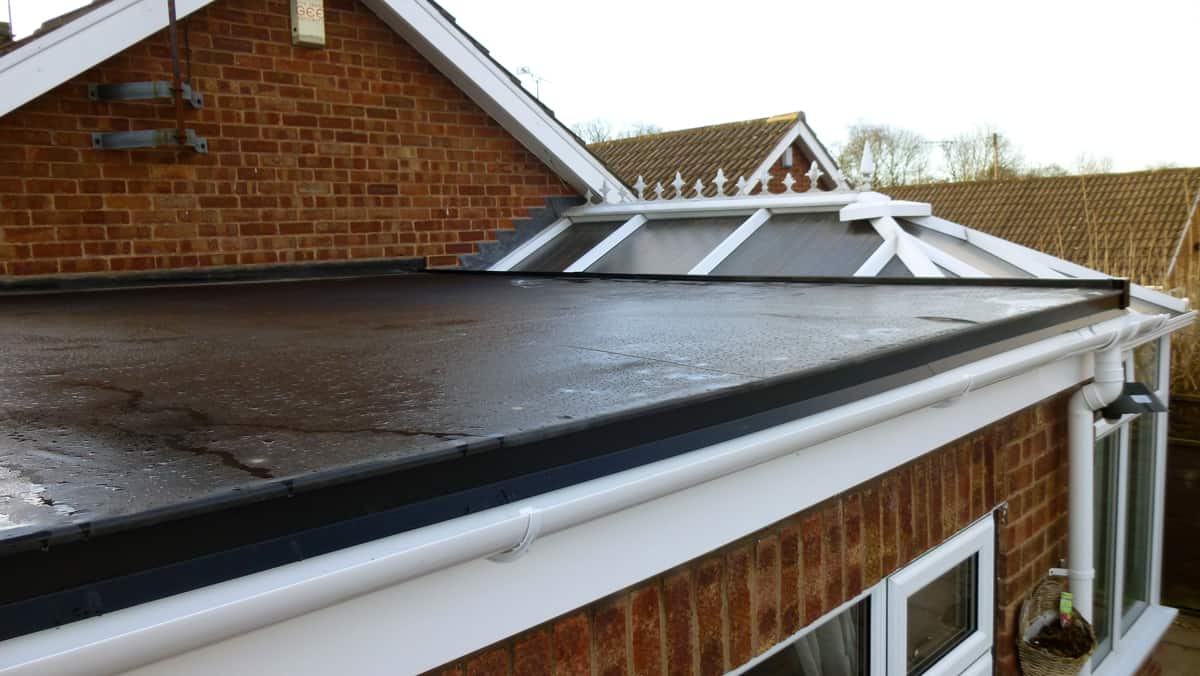 firestone epdm rubber roofing rubberised garage roof replacement uk