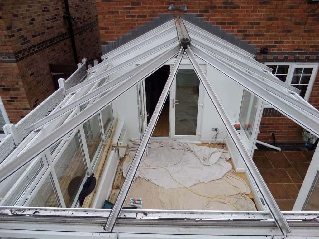 Solid Conservatory Roof Conversions Amp Replacements Uk